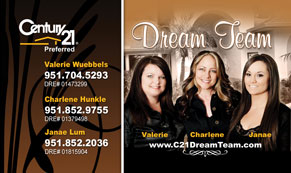 real-estate-cards-sample-century21-murietta-sales-agent-wildomar-riverside-perris-sun-city-cheap-gloss-uv-coated-greenline-graphics-printing